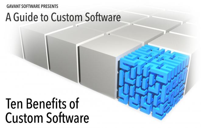Ten Benefits of Custom Software