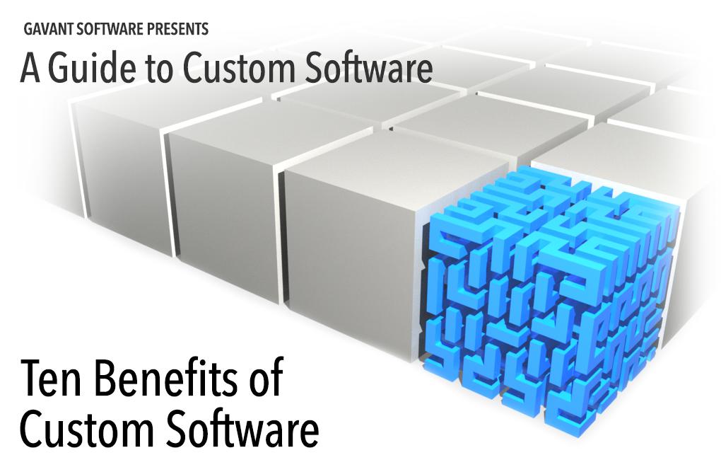 Ten Benefits of Custom Software