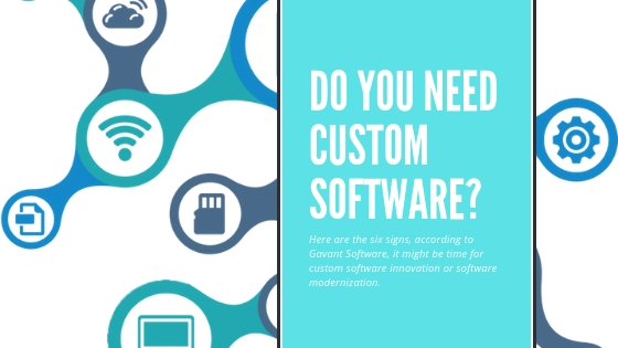Do you need custom software development or software modernization?